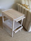 Occasional Table in limed English Oak