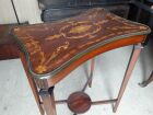 Marquetry Ormolu Table