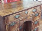 Queen Anne Kneehole desk