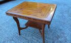 Exotic Parquetry table